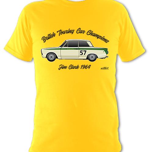 Jim Clark 1964 Champion | Children's | Short Sleeve T-shirt