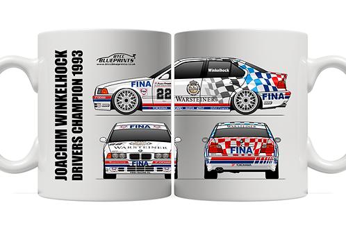 Joachim Winkelhock 1993 Champion | All View | 11oz Mug
