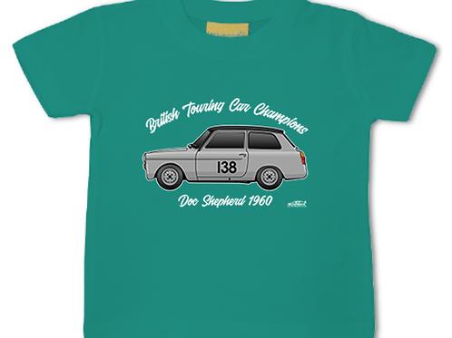 Doc Shepherd 1960 Champion | Baby/Toddler | Short Sleeve T-shirt