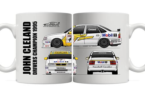 John Cleland 1995 Champion | All View | 11oz Mug