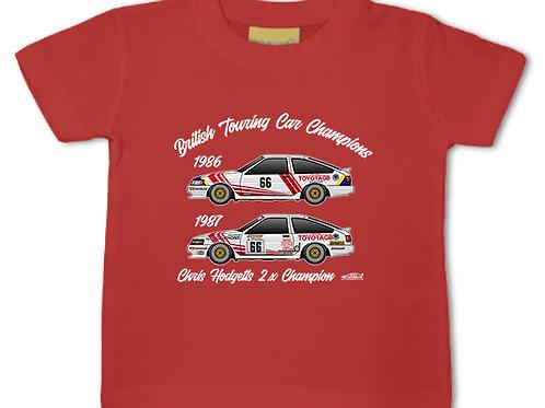 Chris Hodgetts 2 x Champion | Baby/Toddler | Short Sleeve T-shirt