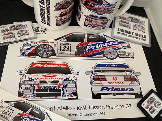 1999 Champion Laurent Aiello Set