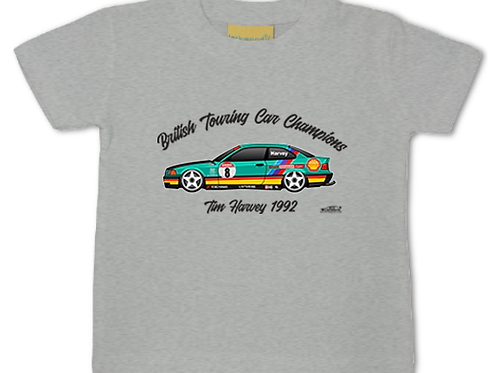 Tim Harvey 1992 Champion | Baby/Toddler | Short Sleeve T-shirt