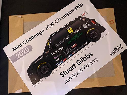 Stuart Gibbs 2020 Poster