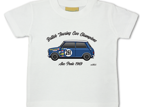 Alec Poole 1969 Champion | Baby/Toddler | Short Sleeve T-shirt