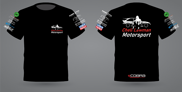 Chell Lawman Motorsport T-Shirt