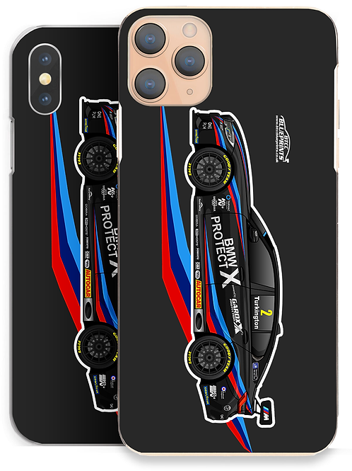 Colin Turkington 2021 | Team BMW | Samsung Galaxy J Phone Case
