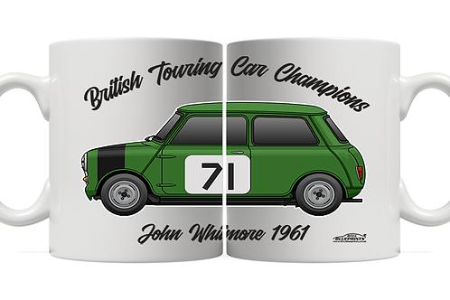 John Whitmore 1961 Champion 11oz Mug