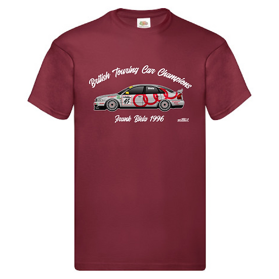 1996 Frank Biela T-Shirt