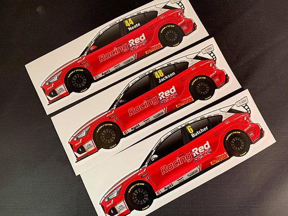 Motorbase Performance 2020 Sticker Set