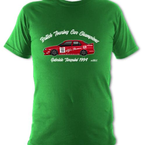 Gabriele Tarquini 1994 Champion | Children's | Short Sleeve T-shirt