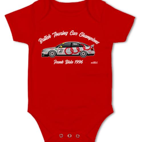 Frank Biela 1996 Champion | Baby Grow