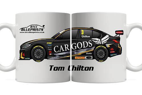 Tom Chilton 2021 | Ciceley Motorsport | 11oz Mug