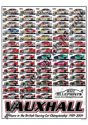 Vauxhall 1989 - 2009