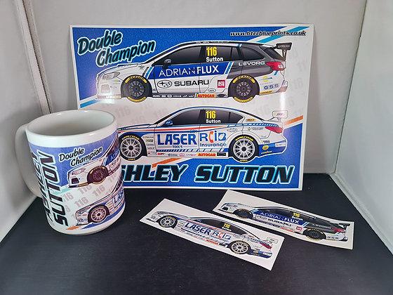 Ashley Sutton Double Champion Pack
