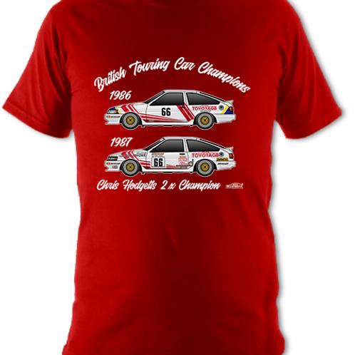 Chris Hodgetts 2 x Champion | Children's | Short Sleeve T-shirt