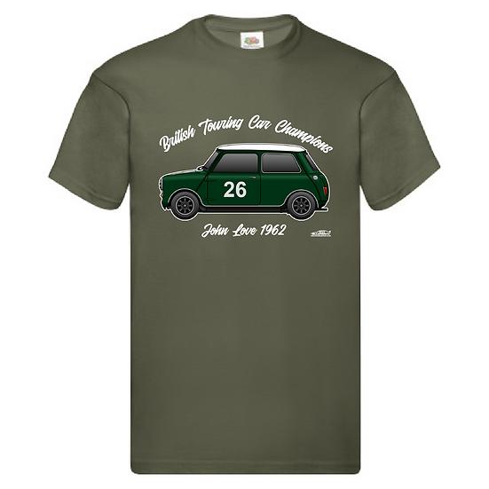 1962 John Love T-Shirt