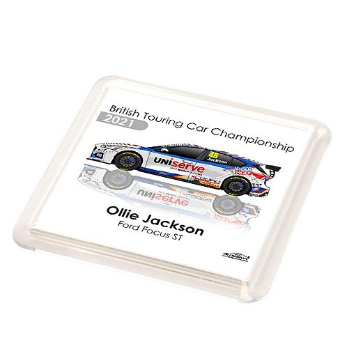 Ollie Jackson 2021 | Motorbase Performance | Coaster