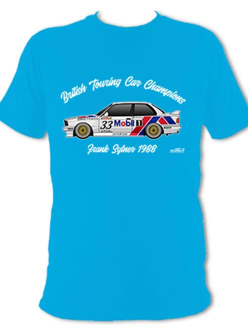 Frank Sytner 1988 Champion | Adult Unisex | Short Sleeve T-Shirt