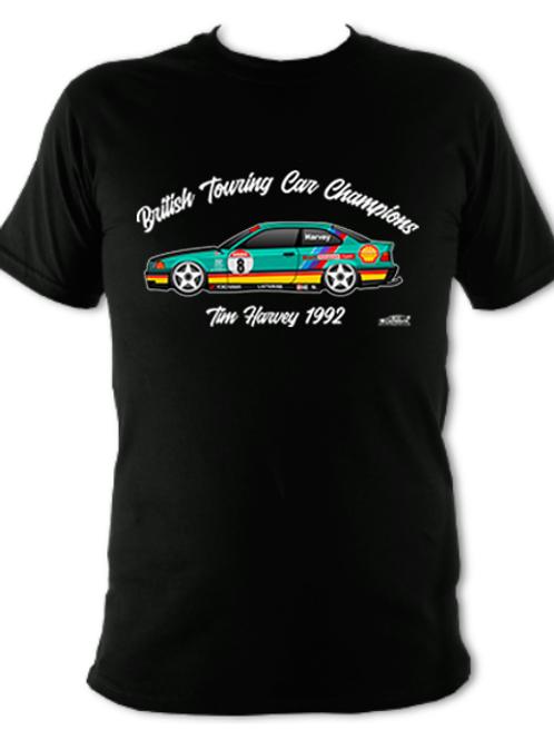 Tim Harvey 1992 Champion | Adult Unisex | Short Sleeve T-Shirt