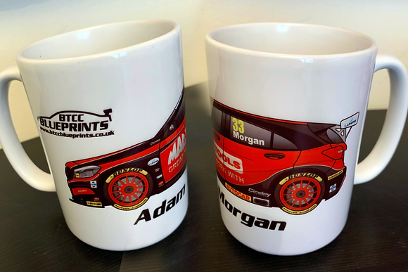 2019 Ciceley Motorsport Mug