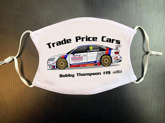 2020 Bobby Thompson Face Mask