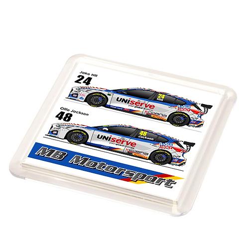 MB Motorsport 2021   Coaster