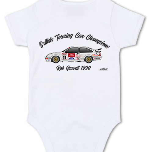 Rob Gravett 1990 Champion | Baby Grow