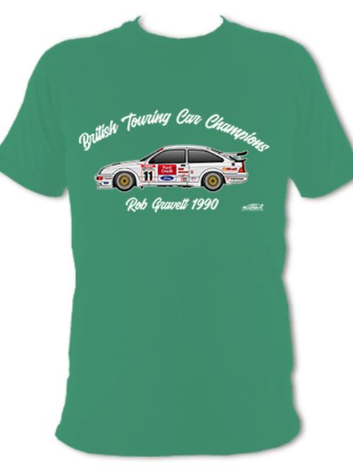 Rob Gravett 1990 Champion | Adult Unisex | Short Sleeve T-Shirt