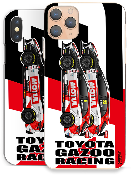 Toyota Gazoo Racing UK 2021 | Samsung Galaxy S Phone Case
