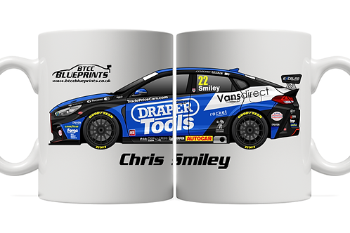 Chris Smiley 2021 | Excelr8 Motorsport | 11oz Mug