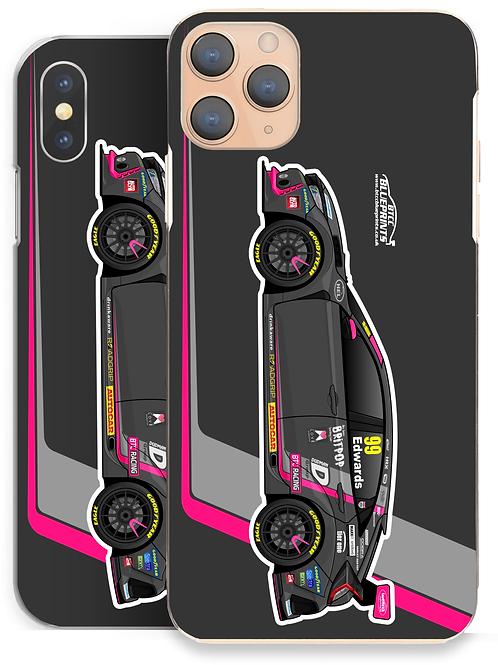 Jade Edwards 2021 | BTC Racing | Samsung Galaxy S Phone Case