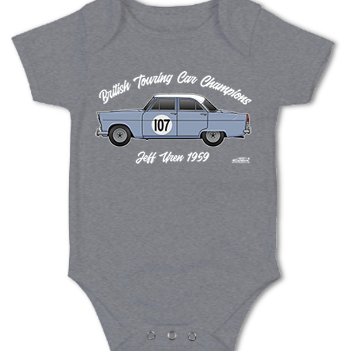 Jeff Uren 1959 Champion | Baby Grow