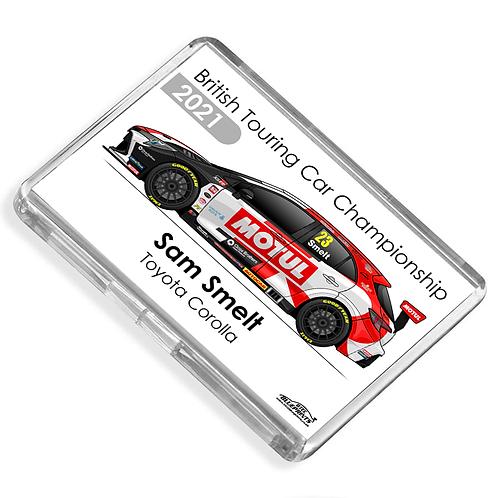 Sam Smelt 2021 | Toyota Gazoo Racing | Magnet