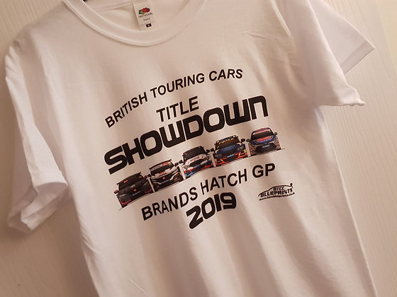 2019 Title Showdown T-Shirt