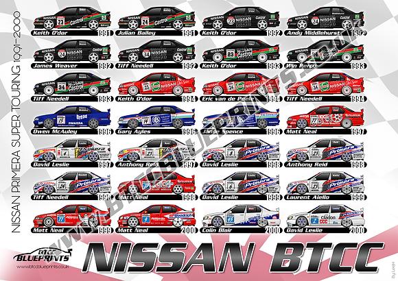Nissan Primera Super Touring