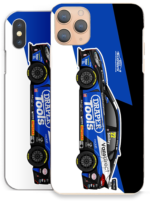 Chris Smiley 2021 | Excelr8 Motorsport | Sony Xperia Phone Case