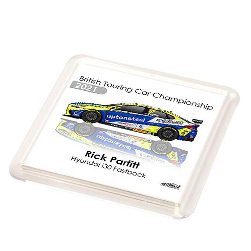 Rick Parfitt 2021 | Excelr8 Motorsport | Coaster