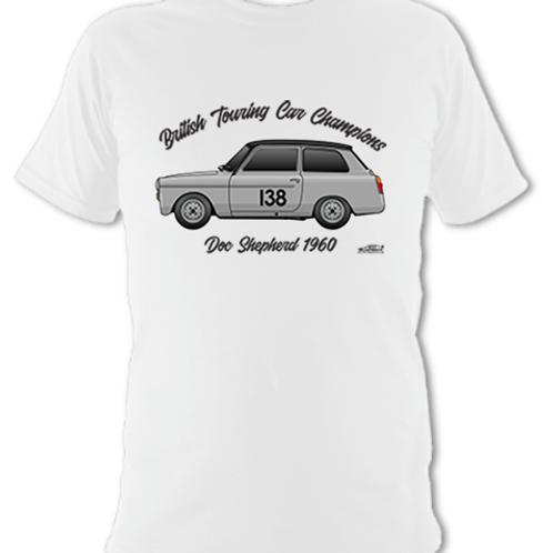 Doc Shepherd 1960 Champion   Children's   Short Sleeve T-shirt