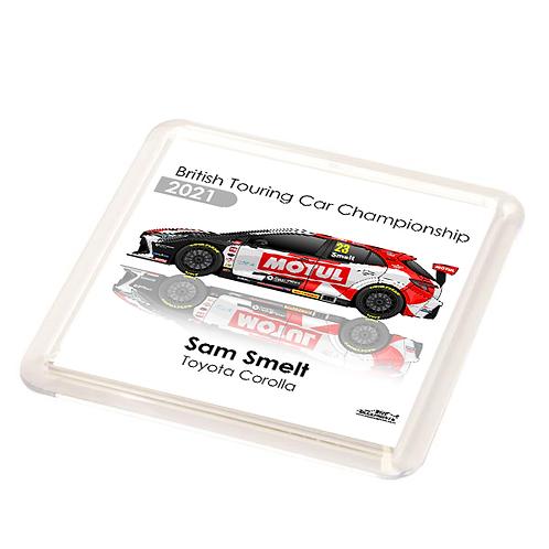 Sam Smelt 2021 | Toyota Gazoo Racing | Coaster