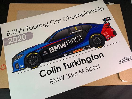 West Surrey Racing 2020 Poster