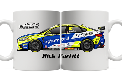 Rick Parfitt 2021 | Excelr8 Motorsport | 11oz Mug