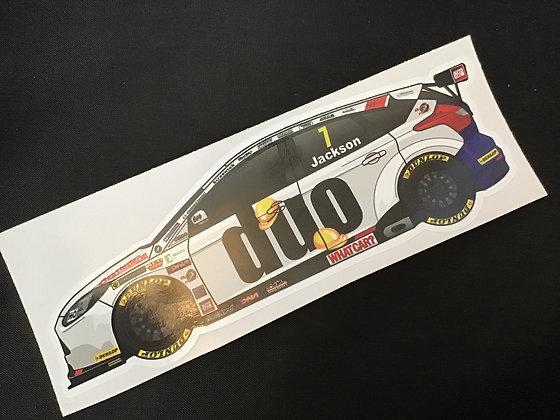 Mat Jackson 2016 Sticker