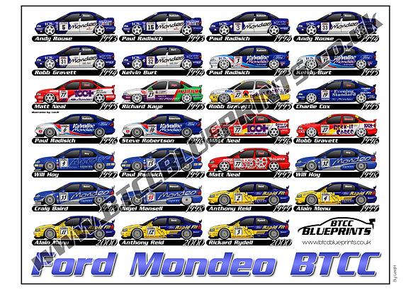 Ford Mondeo BTCC