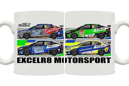 Excelr8 Motorsport 2021 | 11oz Mug