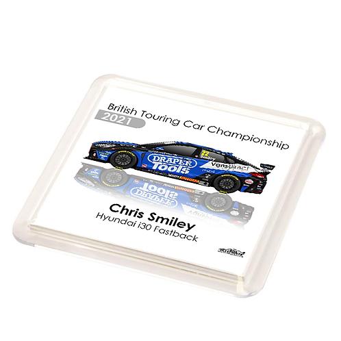 Chris Smiley 2021 | Excelr8 Motorsport | Coaster