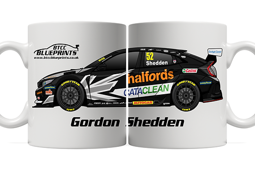 Gordon Shedden 2021 | Team Dynamics | 11oz Mug