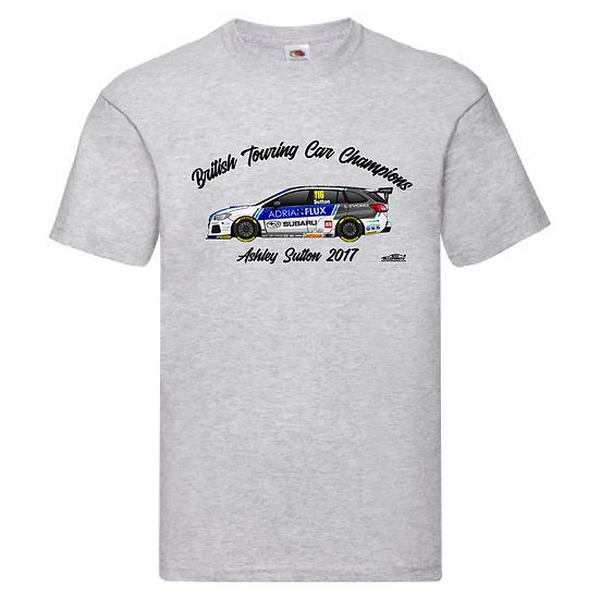 2017 Ashley Sutton T-Shirt