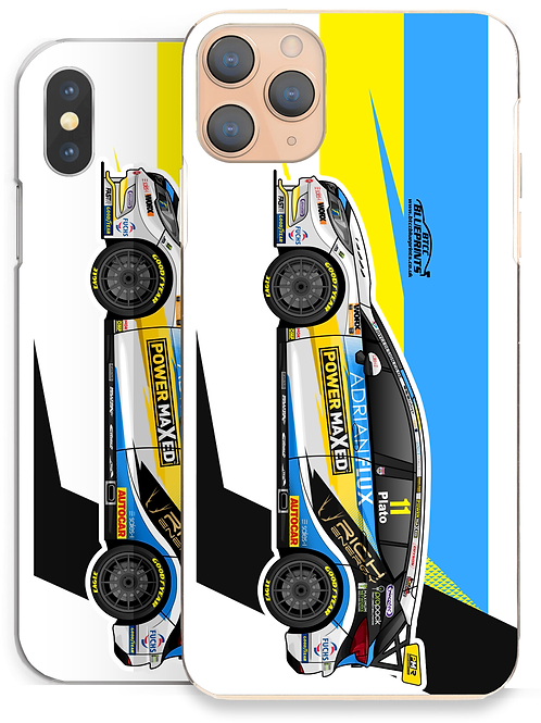 Jason Plato 2021 | Power Maxed Racing | Huawei P Phone Case