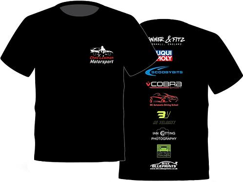 Chell Lawman Motorsport 2021 | Adult Unisex | Short Sleeve T-Shirt